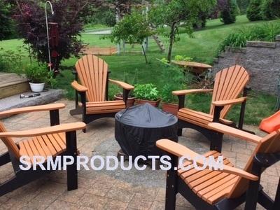 settee - Polywood Adirondack Chairs